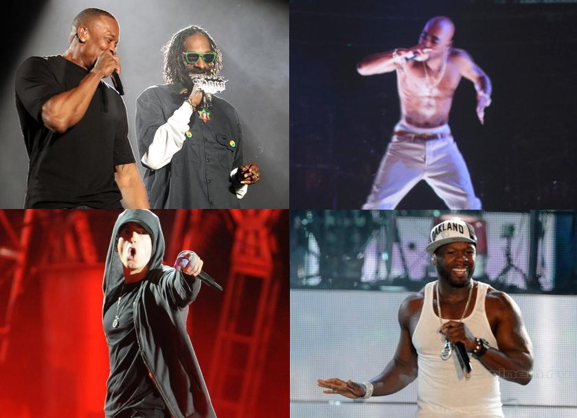 Eminem - Featuring Snoop Dogg DVD Movie
