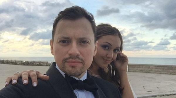 Андрей Гайдулян официально развелся сженой