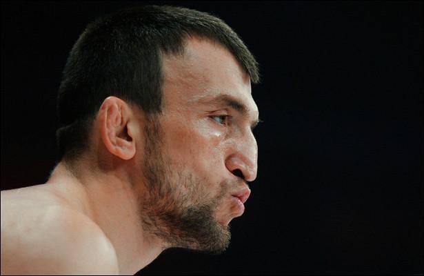 Салихов нокаутировал Рэйни натурнире UFC