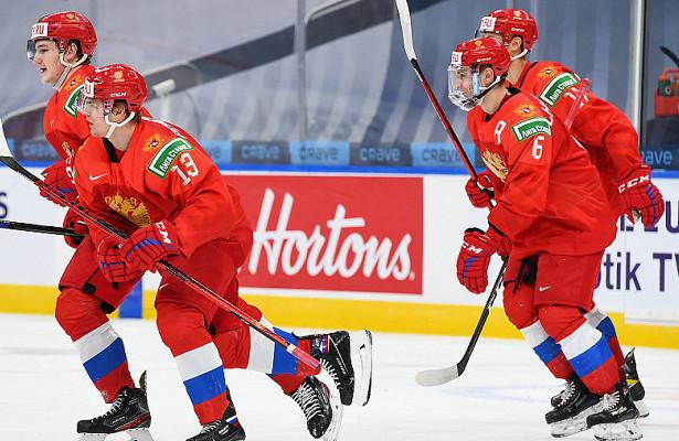 Молодежная сборная России обыграла Германию сосчетом 2-1