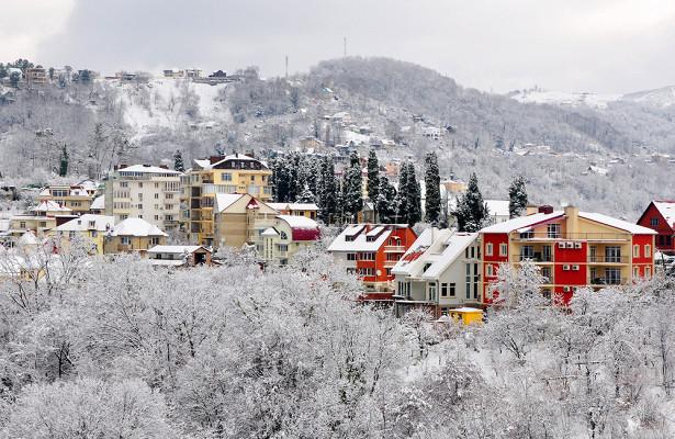 Названы риски зимнего отпуска вСочи иАбхазии