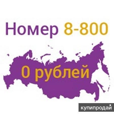 Виртуальный городской номер москва