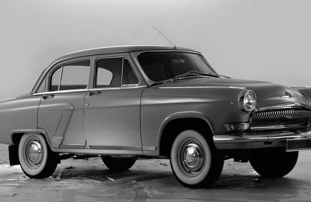ТОП-3советских авто дляколлекционеров