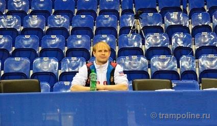 Олег Емельянов: Наакробатической дорожке мывыступили просто провально
