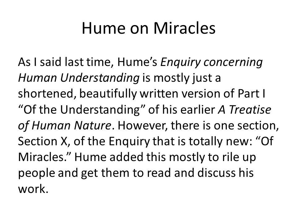 Human nature essay