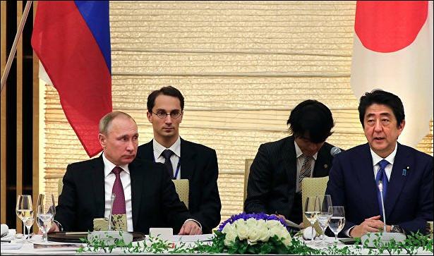 Путин: наивно полагать, чтоможно водночасье решить вопрос мирного договора сЯпонией