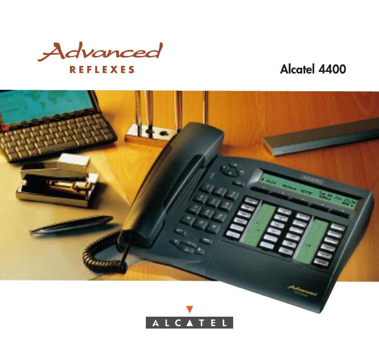 Handbuch alcatel premium reflexes