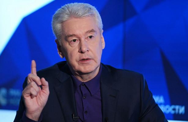 Собянин пригрозил предприятиям остановкой работы