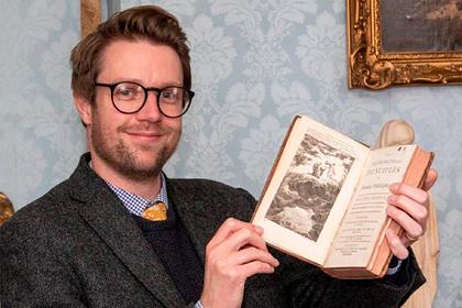 Пролежавший 40летнаполке подарок отдедушки оказался ценнейшей книгой