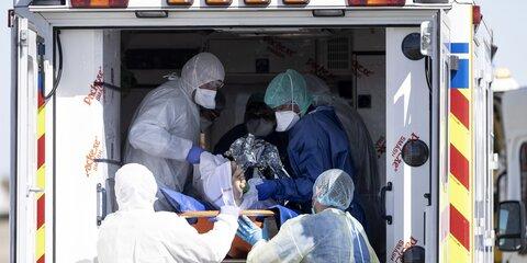 ВШвейцарии зафиксировано распространение «британского» штамма коронавируса