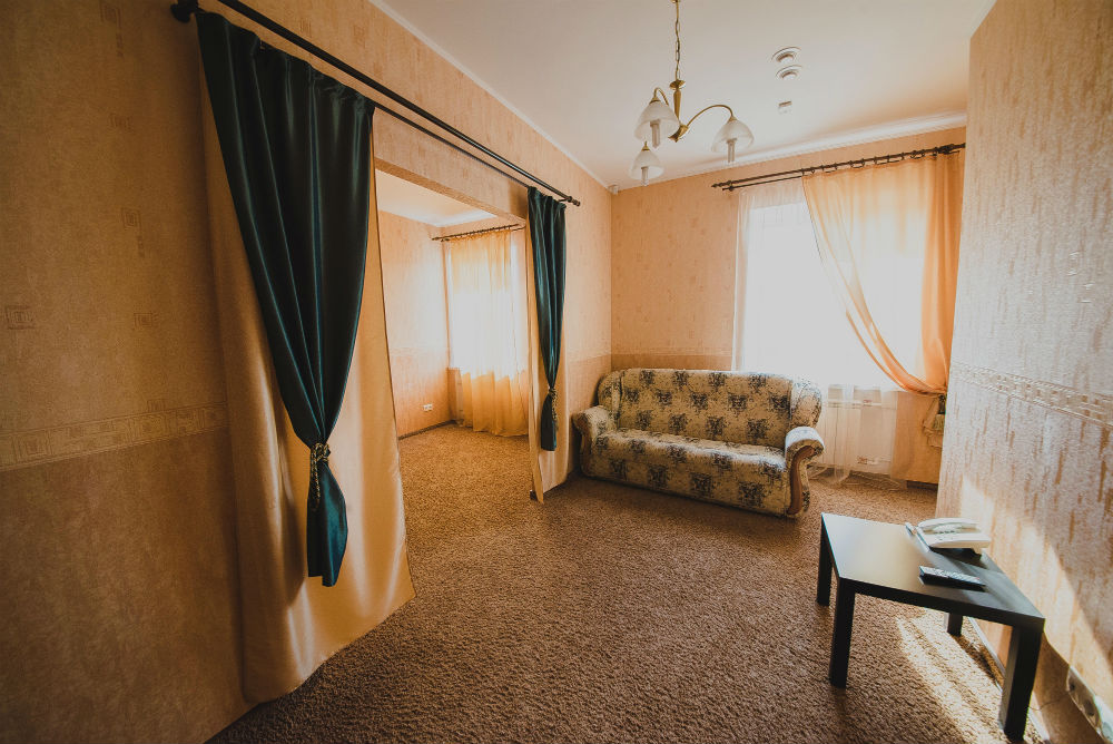 Губкин гостиницы цены