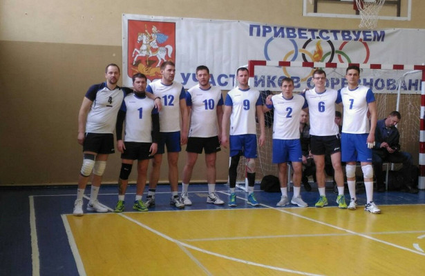 Волейболисты изКокошкино обыграли команду изТроицка