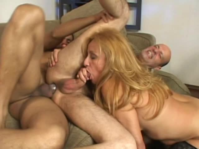 Anal sex and stocking