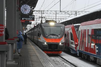 Поезда задерживаются наМЦД‑2, Курском иРижском направлениях МЖД