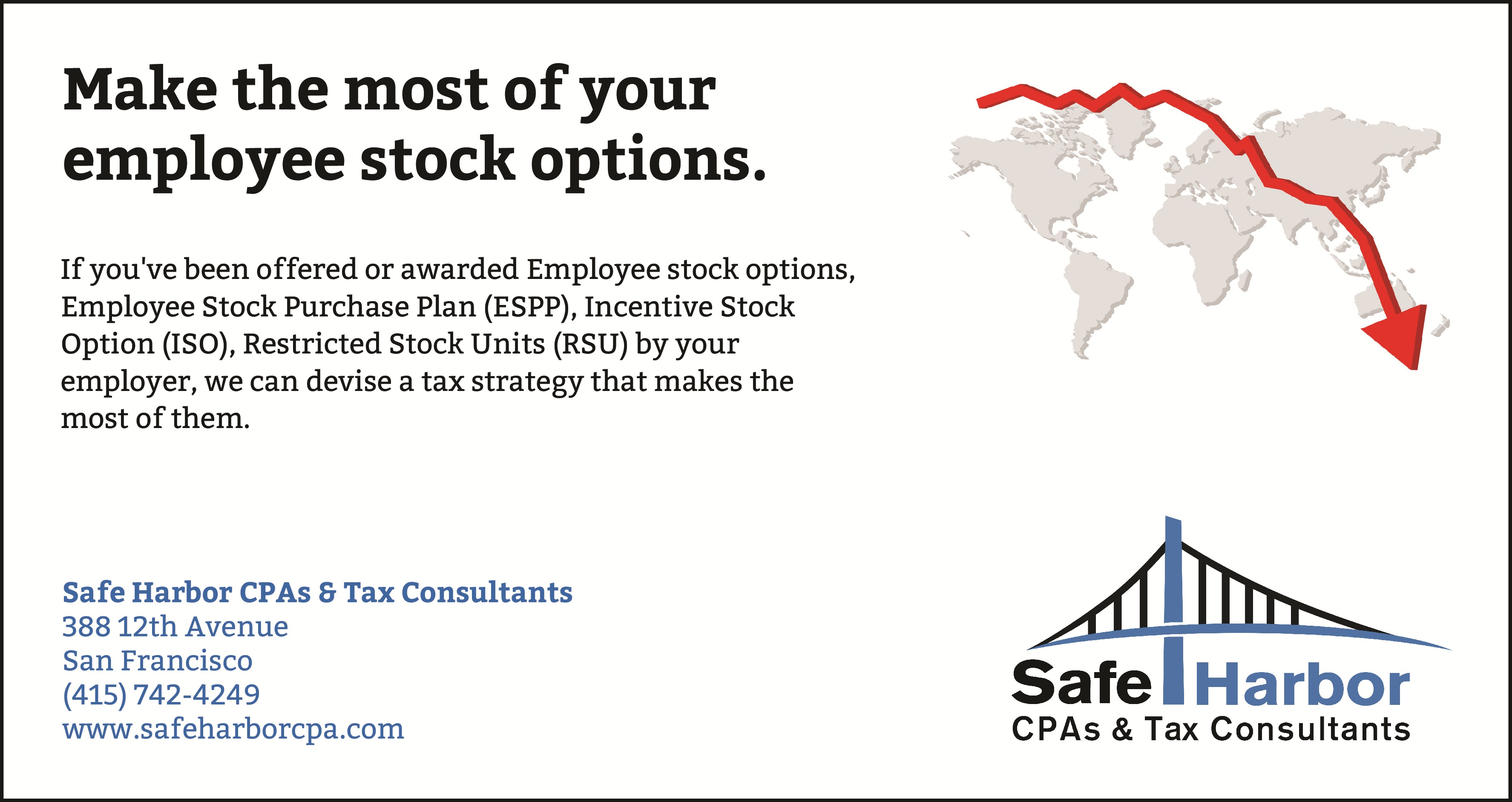 difference between stock options and stock purchase