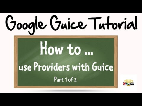 Google guice user guide pdf