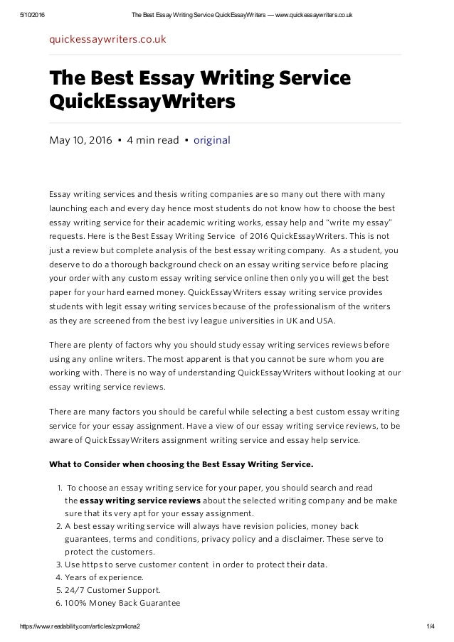 Write my my experience with writing essay
