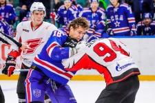 «Динамо» Мн— «Сибирь»: Александр Логинов проведёт дебютный матч загостей