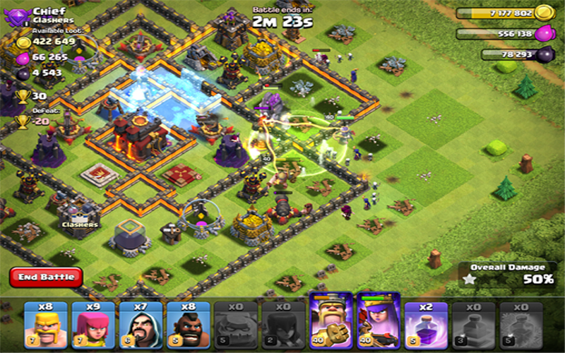 Clash Of Clans for PC on Windows 10/8/7/XP Download