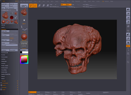 Zbrush 3 - Free downloads and reviews - CNET Downloadcom