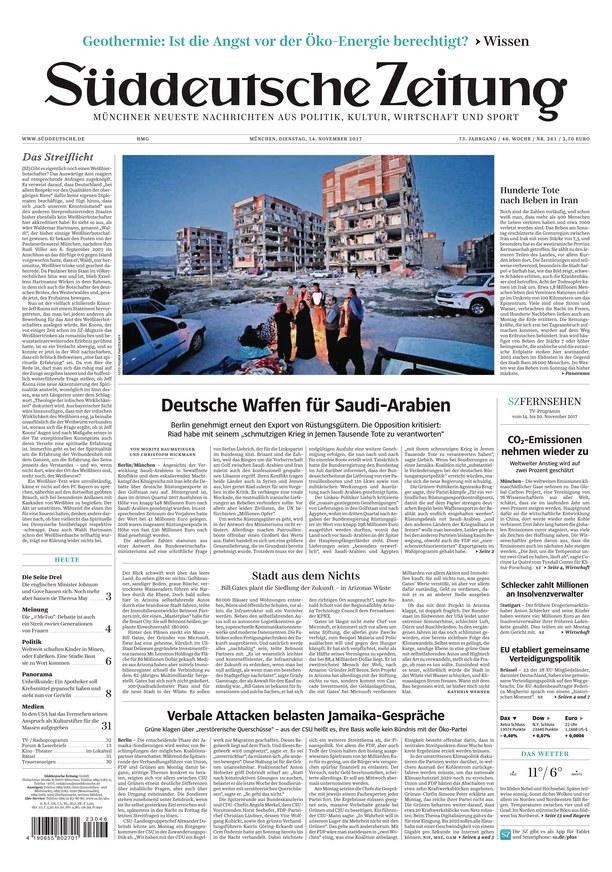 Zeitzuzweit - Die Partnerbddeutschen Zeitung