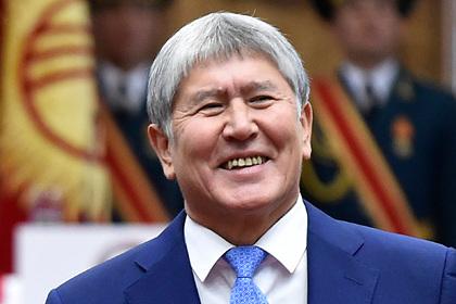 Набывшего президента Киргизии совершили покушение