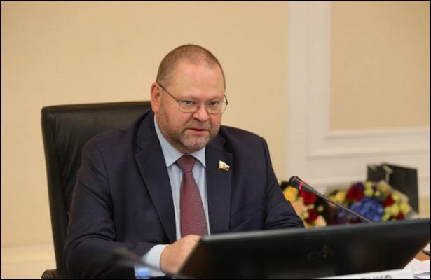 Олег Мельниченко удостоен Почетной грамоты правительства РФ