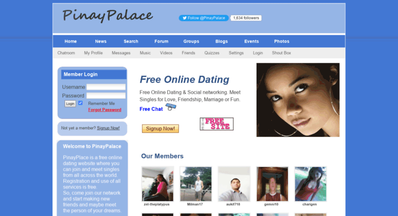Pinay chatroom