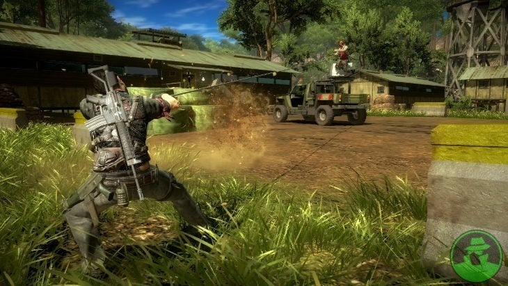 Just Cause 2 – PC Repack – Skidrow Torrent Download