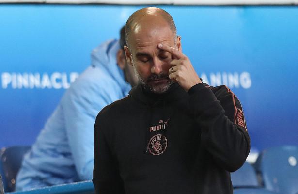 «Манчестер Сити» проваливает старт АПЛ, виноват Гвардиола, травмы