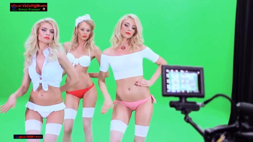 Любэ и Мобильные Блондинки - Побеждать