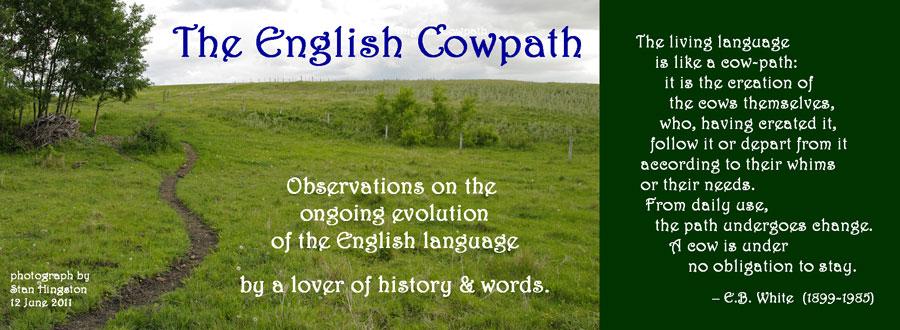 Etymology essay