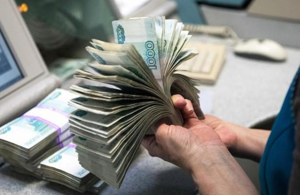 Кассирша меняла наличные набилеты банка приколов