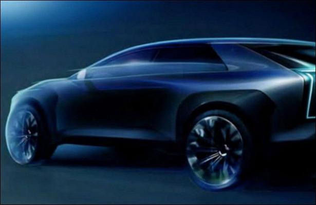 Subaru представит новый электромобиль дляЕвропы