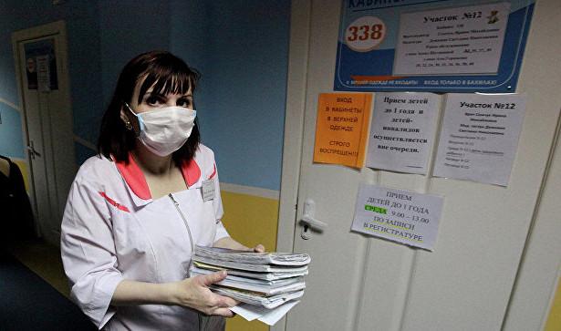 Зарплата врачей превысит средний доход россиян вдвараза