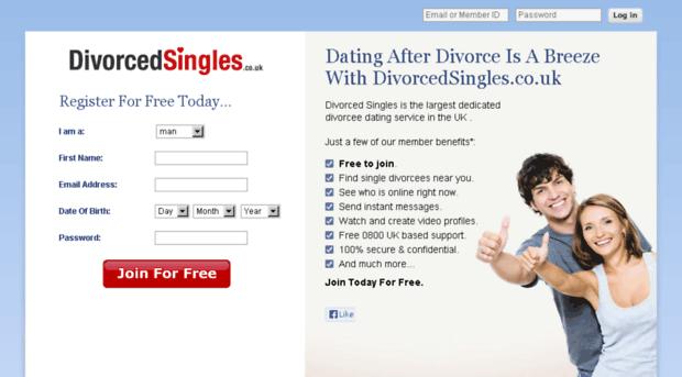 Best dating website for divorced