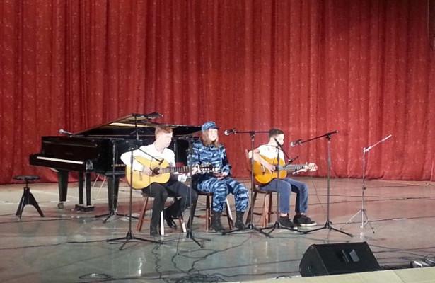 Завершился IОткрытый фестиваль авторской песни «Заезжий музыкант»