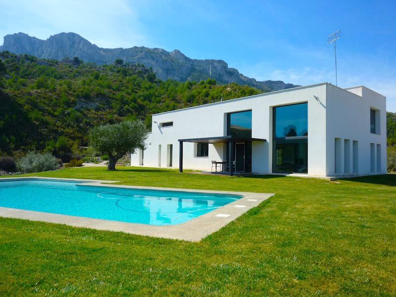 Недвижимость дома в испании