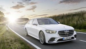 Новый Mercedes-Benz S-Class вРоссии: объявлены цены