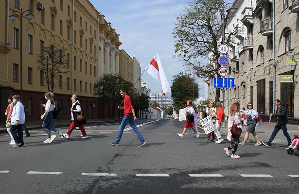 ВМинске 11человек задержали наакции протеста