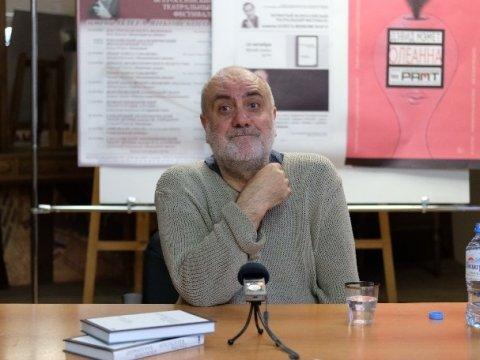 Владимир Мирзоев: ВМоскве тяжело пишется