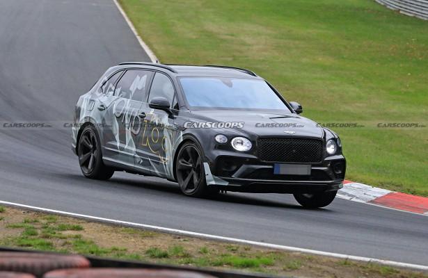 Bentley сделает Bentayga ещепросторнее срасширенной колесной базой