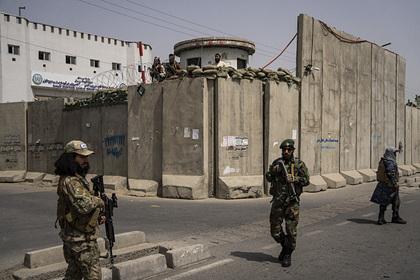 ВАфганистане прошло первое заседание правительства «Талибана»