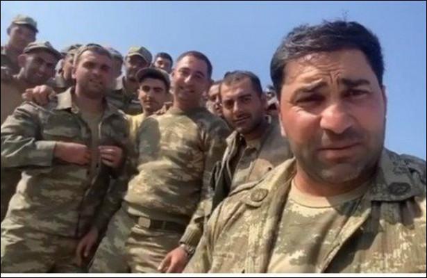 Азербайджанские солдаты передали привет «казанским братьям» заподдержку