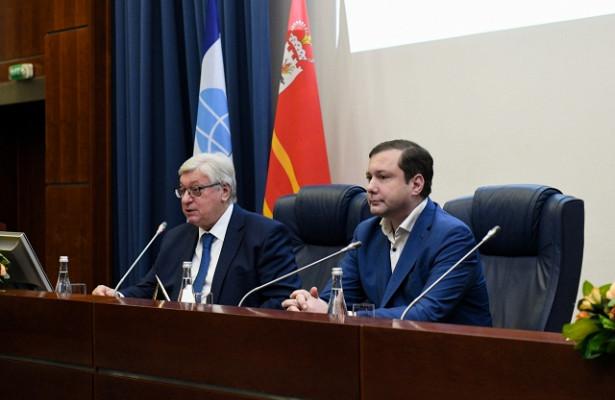Глава Смоленской области предложил согласовывать соблдумой назначение своих заместителей