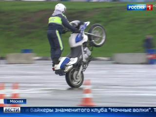 Московские байкеры закрыли сезон