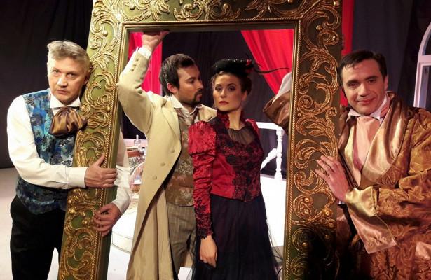 Наоткрытии сезона втеатре наПеровской сыграли спектакль попьесам Чехова