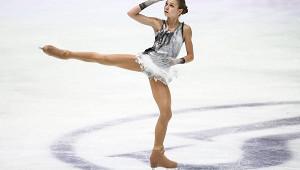 Трусова рассказала отренировках вакадемии Плющенко