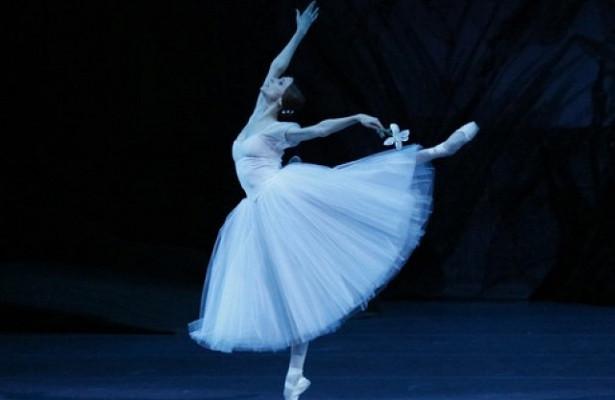 Большой театр вкино: балет «Жизель»