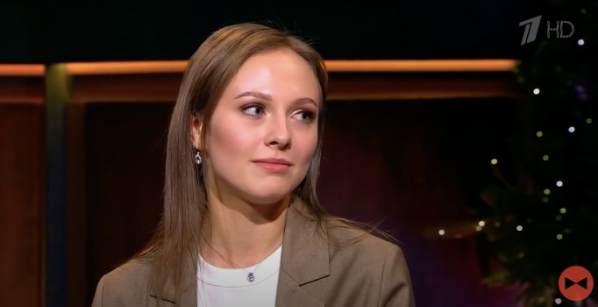 Актриса изКургана стала гостьей программы «Вечерний Ургант»